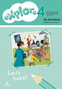 Explore 4 - Ellen M. Tudor Edwards, Mona Evelyn Flognfeldt, Elisabeth Moen | Inprintwriters.org
