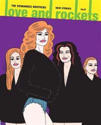 Love and Rockets 8