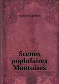 Scenes Poplulaires Montoises