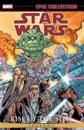 Star Wars Epic Collection: Rise of the Sith, Volume 1
