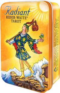 Radiant Rider-Waite in a Tin [With Book and Keepsake Tin]