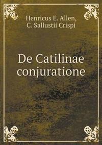 de Catilinae Conjuratione