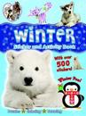 Winter Sticker and Activity Book