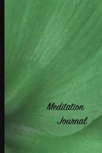 Meditation Journal: Peridot
