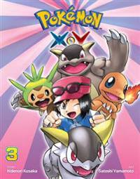 Pokémon X-y 3