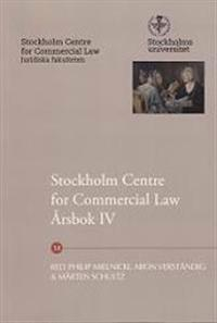 Stockholm Centre for Commercial Law årsbok. 4