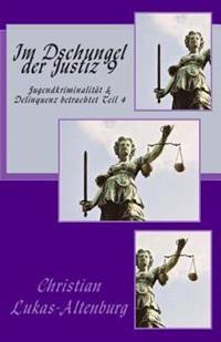Im Dschungel Der Justiz 9: Jugendkriminalitat & Delinquenz Betrachtet Teil 4