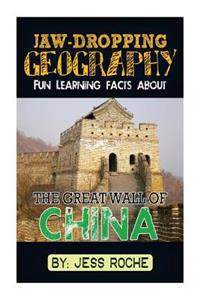 Jaw-Dropping Geography: Fun Learning Facts about Great Wall of China: Illustrated Fun Learning for Kids