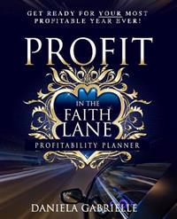 Profit in the Faith Lane: Profitability Planner