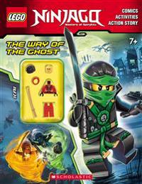The Way of the Ghost (Lego Ninjago: Activity Book with Minifigure) [With Minifigure]