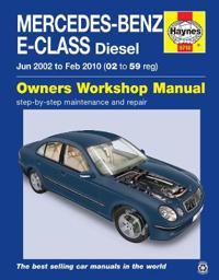 Mercedes-Benz E-Class Diesel Service and Repair Manual