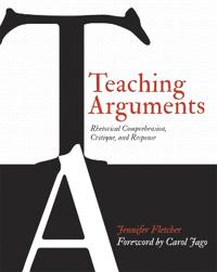 Teaching Arguments