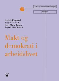 Makt og demokrati i arbeidslivet