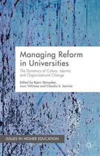 Managing Reform in Universities