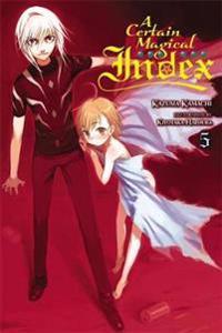 A Certain Magical Index the Novel 5