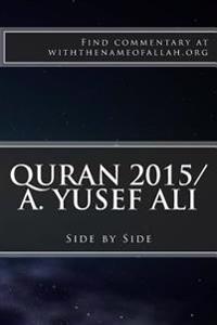 Quran 2015/A. Yusef Ali