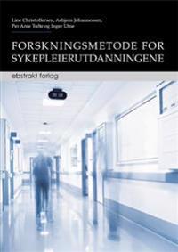 Forskningsmetode for sykepleierutdanningene