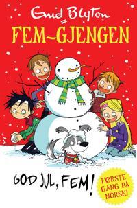 God jul, Fem! - Enid Blyton | Ridgeroadrun.org