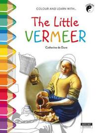 Little vermeer - colour and learn with...
