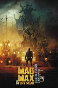 Mad Max Fury Road Inspired Artists Dlx Ed HC
