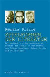 Spielformen der Literatur
