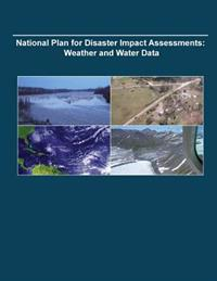 National Plan for Disaster Impact Assessments: Weather and Water Data