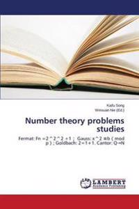 Number Theory Problems Studies