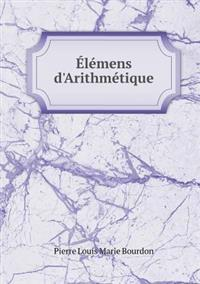 Elemens D'Arithmetique