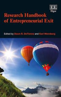 Research Handbook of Entrepreneurial Exit