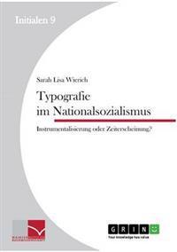 Typografie Im Nationalsozialismus