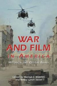 War and Film in America
