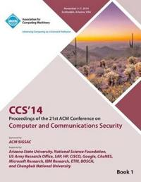 CCS 14 21st ACM Conference on Computer and Communications Security V1