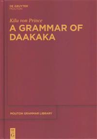 A Grammar of Daakaka