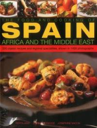 The Food & Cooking of Spain, Africa & the Middle East