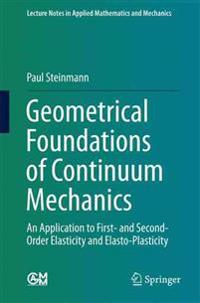 Geometrical Foundations of Continuum Mechanics