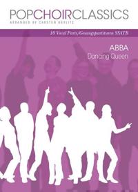 ABBA Pop Choir Classics  SSATB
