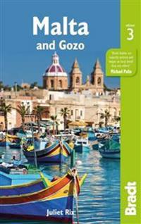 Bradt Country Guide Malta and Gozo