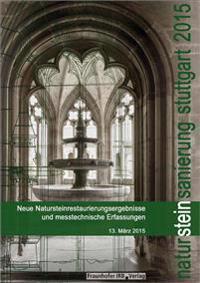 Natursteinsanierung Stuttgart 2015