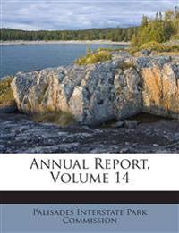 Annual Report, Volume 14