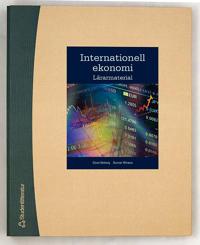Internationell ekonomi - Lärarpaket - Digitalt + Tryckt