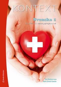 Kontext 1 vård- och omsorgsprogrammet Elevpaket (Bok + digital produkt)