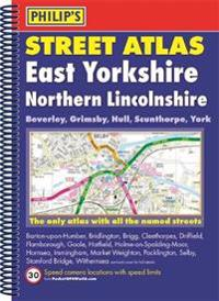 Philips street atlas east yorkshire and northern lincolnshire