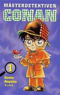 Mästerdetektiven Conan 01