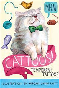 Cattoos!: Temporary Tattoos