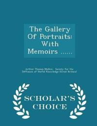 The Gallery of Portraits