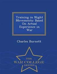 Training in Night Movements