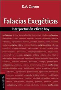 Falacias exegeticas