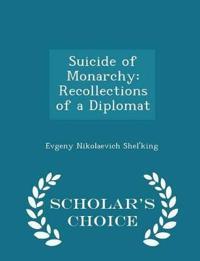 Suicide of Monarchy