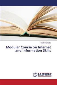 Modular Course on Internet and Information Skills