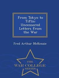 From Tokyo to Tiflis